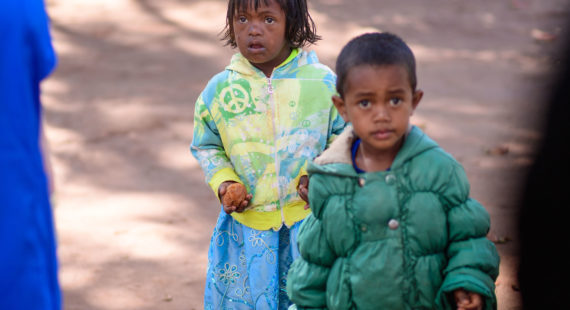 Mission for the street kids of Madagascar